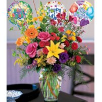 Birthday Flowers, Venezuela