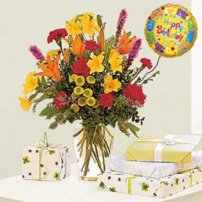 Birthday Arrangement, Venezuela